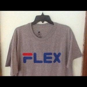 Flex T-shirt New Hip hop
